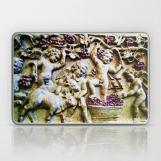 Marble Grapes Laptop & iPad Skin