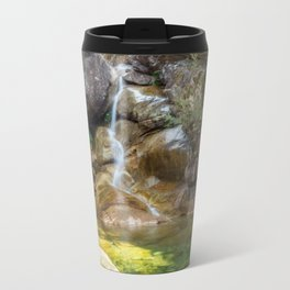 Lady Bath Falls - Mt Buffalo Metal Travel Mug