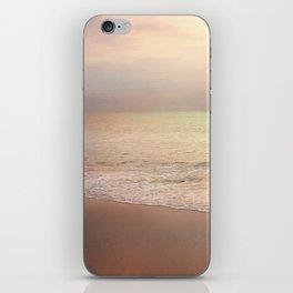 Half (1/2) a dream iPhone Skin
