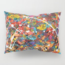 Colorful Impressions Pillow Sham
