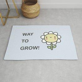 Way To Grow! Rug