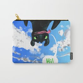 Toothless - Hi ! Carry-All Pouch