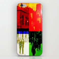 Unity Divided iPhone Skin