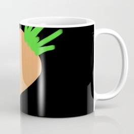 Eat your vegetables #5 Coffee Mug