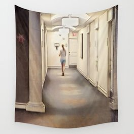 Private Wall Tapestry