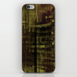 Decadence / 21-09-16 iPhone Skin