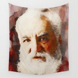 Alexander Graham Bell, Inventor Wall Tapestry