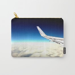 paper plane. Carry-All Pouch