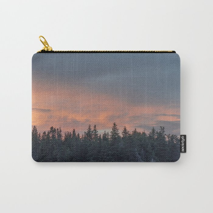 Sunset at Prince Edward Island II Carry-All Pouch