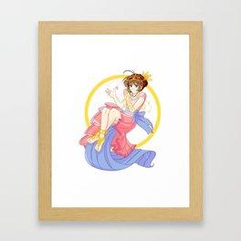 Cardcaptor Sakura: Magic Framed Art Print