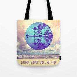 Eternal Summer -Beach- Tote Bag