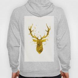 Gold Deer Hoody