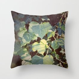 Trailing Ivy #2 Throw Pillow