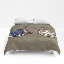 Bike America Comforters