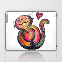 Love Chub Chubbycat Laptop & iPad Skin