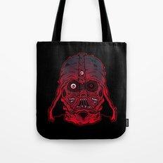 Monster Vader Tote Bag
