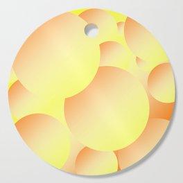 Sunny Bubbles Cutting Board