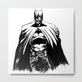 The Bat Metal Print