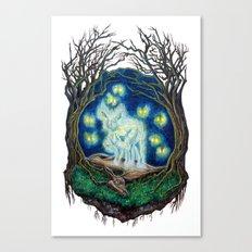 Progeny Canvas Print