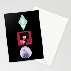 The Crystal Gems Stationery Cards