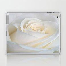 white rose  , white rose  games, white rose  blanket, white rose  duvet cover, Laptop & iPad Skin