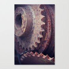 Rust 4 Canvas Print