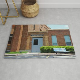 Gesu School Loyola Hall Rug