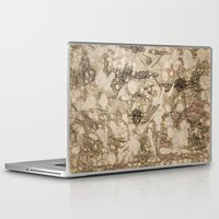 da vinci Laptop & iPad Skins featuring da Vinci Angels by Bruce Stanfield