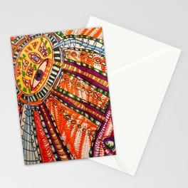 THIRD EYE WEAVE Stationery Cards