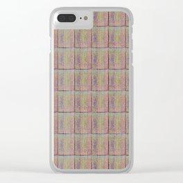 Paddy O's Scribbles (Marimekko) Clear iPhone Case