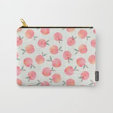 PEACH Carry-All Pouch