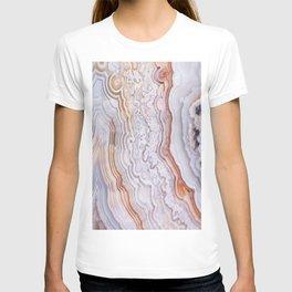 Crazy lace agate T-shirt