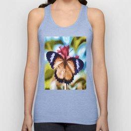 Beautiful Monarch Butterfly Unisex Tank Top