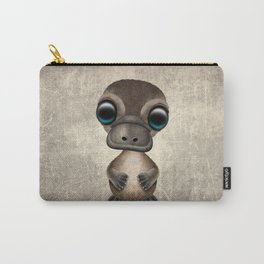 Cute Baby Platypus Carry-All Pouch