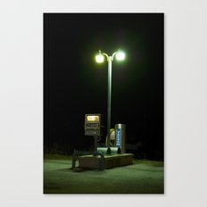 Car Wash Vacuum, Shrewsbury, WV  Canvas Print