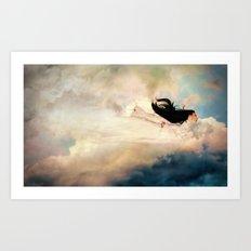 Dreams of Flight Art Print