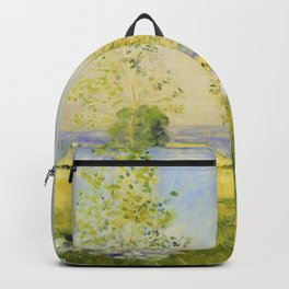Claude Monet - Summer - Digital Remastered Edition Backpack