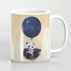 Panda in space Mug