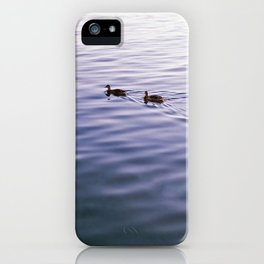 Evening Hymns iPhone Case