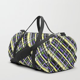 Striped pattern 2 1 Duffle Bag