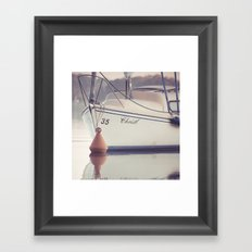 Christl 3.5 Framed Art Print