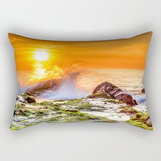 Beauty nature XIV Rectangular Pillow