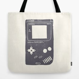 Game Boy Tote Bag