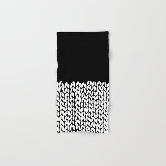 Half Knit Hand & Bath Towel