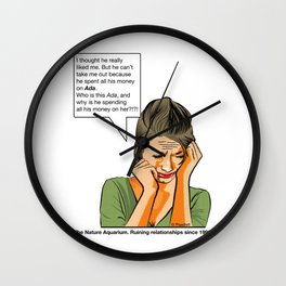 Who IS ADA? Wall Clock