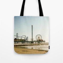 Pleasure Pier Tote Bag