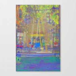 20180714 Canvas Print