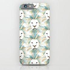 Menagerie Lion Slim Case iPhone 6s