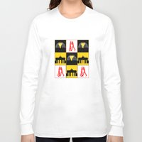 berlin Long Sleeve T-shirts featuring Berlin by Arts and Herbs