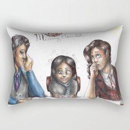 Hannibal - We miss Him Rectangular Pillow